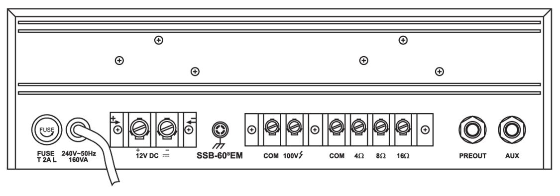 0010480 SSB 60EM BV